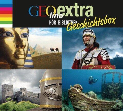 GEOlino extra Hör-Bibliothek - Geschichtsbox - - Martin Nusch