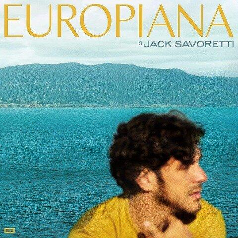 Jack Savoretti: Europiana - Jack Savoretti