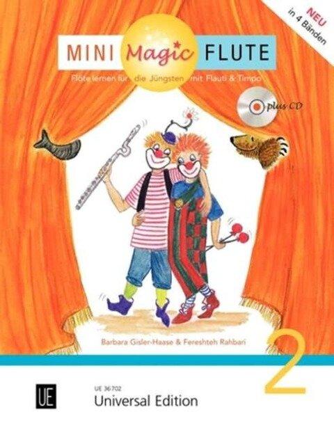 Mini Magic Flute (Band 2 von 4) -