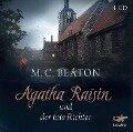 Agatha Raisin 01 und der tote Richter - M. C. Beaton