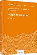 Abgabenordnung - Hans Helmschrott, Jürgen Schaeberle, Thomas Scheel