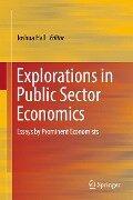 Explorations in Public Sector Economics -