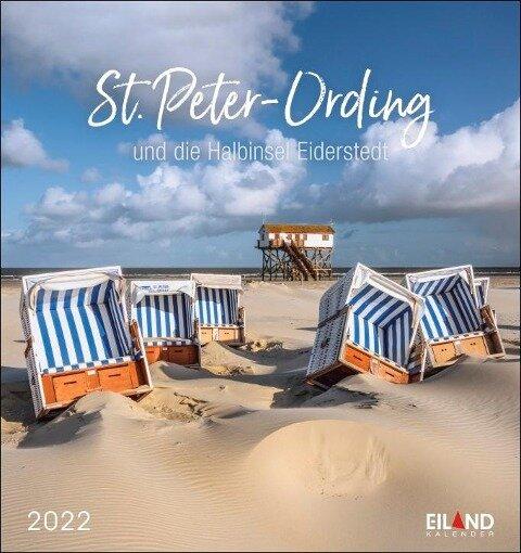 St. Peter Ording und die Halbinsel Eiderstedt 2022 -