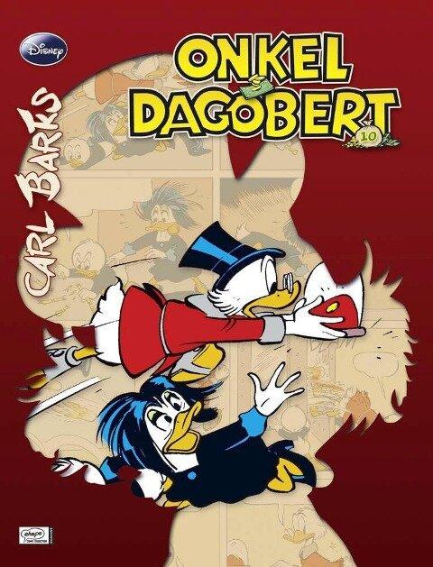 Disney: Barks Onkel Dagobert 10 - Carl Barks
