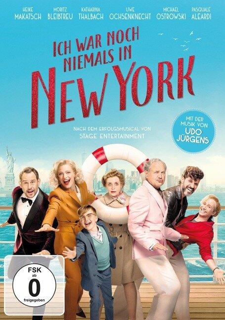 Ich war noch niemals in New York -