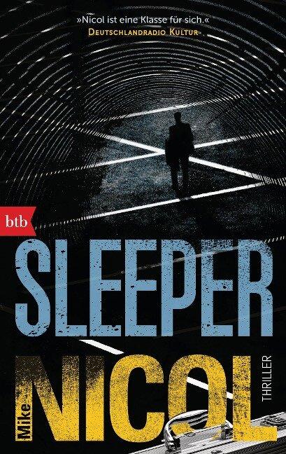 SLEEPER - Mike Nicol