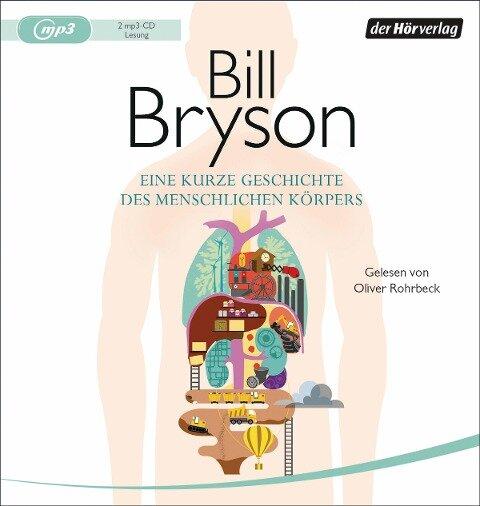 Eine kurze Geschichte des menschlichen Körpers - Bill Bryson