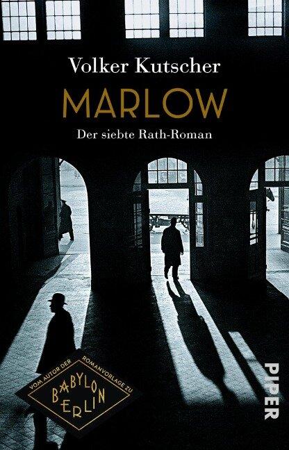 Marlow - Volker Kutscher