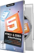 HTML5- & CSS3-Video-Training - Andreas Asanger, Pascal Bajorat, Uli Staiger