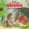 Der kleine Drache Kokosnuss reist in die Steinzeit - Ingo Siegner