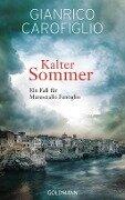 Kalter Sommer - Gianrico Carofiglio