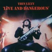 Live And Dangerous - Thin Lizzy
