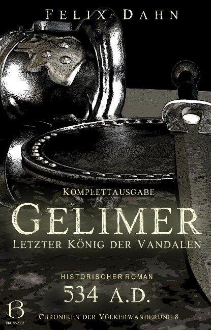 Gelimer - Felix Dahn