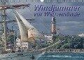 Windjammer vor Warnemünde (Wandkalender 2018 DIN A3 quer) - Peter Morgenroth