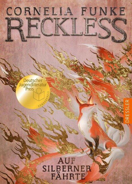 Reckless 4. Auf silberner Fährte - Cornelia Funke