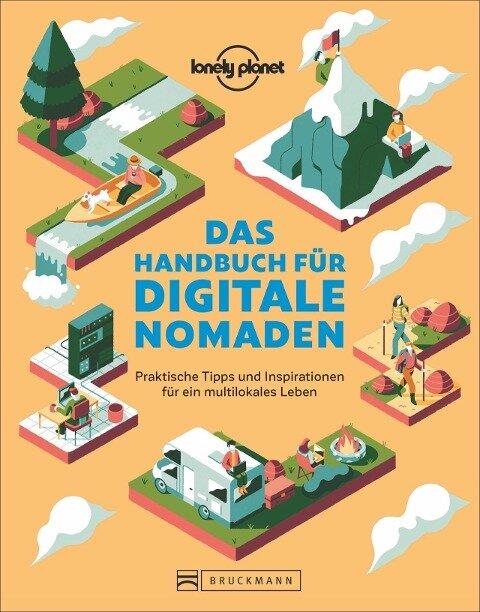 Das Handbuch für digitale Nomaden -