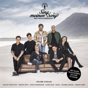 Sing Meinen Song-Das Tauschkonzert Vol.6 Deluxe - Various