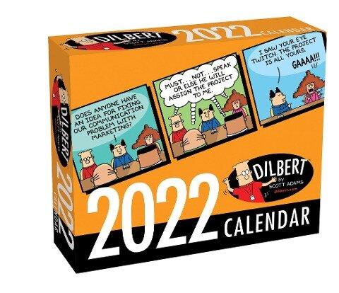 Dilbert 2022 Day-to-Day Calendar - Scott Adams