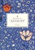 Mein Buch vom August - Liane Dirks