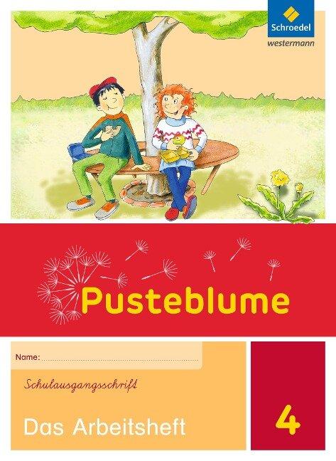 Pusteblume. Das Sprachbuch 4. Arbeitsheft. Berlin, Brandenburg, Mecklenburg-Vorpommern, Sachsen-Anhalt und Thüringen -