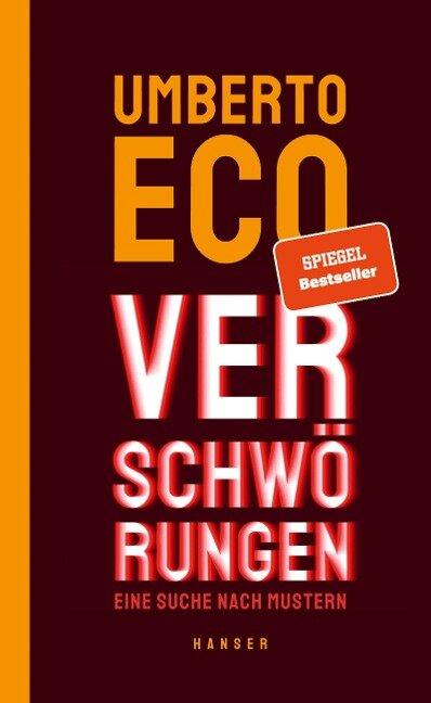 Verschwörungen - Umberto Eco