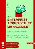 Enterprise Architecture Management - einfach und effektiv - Inge Hanschke