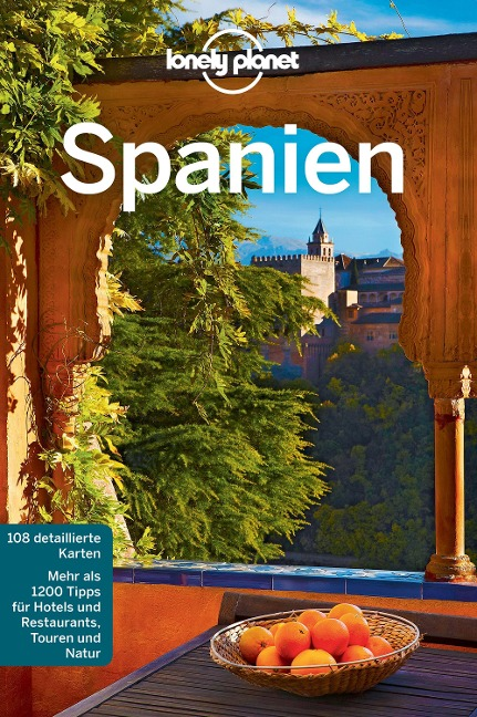 Lonely Planet Reiseführer Spanien - Anthony Ham