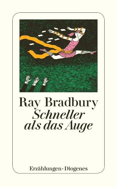 Schneller als das Auge - Ray Bradbury