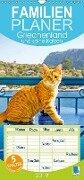 Griechenland und seine Katzen (Wandkalender 2019 PRO_49_format hoch) - K. A. Calvendo