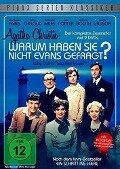 Agatha Christie: Warum haben sie nicht Evans gefragt? (Why Didn't They Ask Evans) -