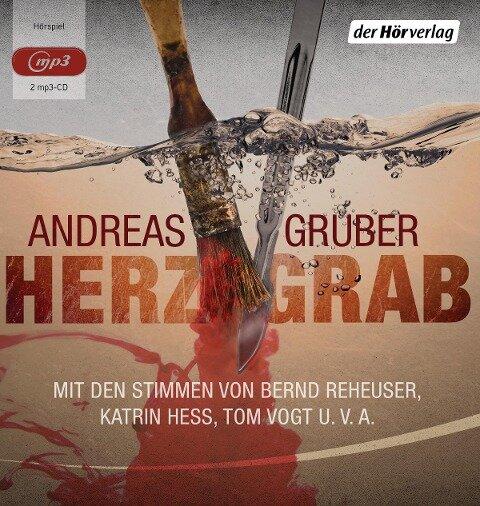 Herzgrab - Andreas Gruber