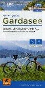 ADFC-Regionalkarte Gardasee, 1:50.000 -