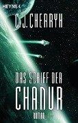 Das Schiff der Chanur - Carolyn J. Cherryh