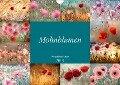 Mohnblumen - Fotografie mit Magie (Wandkalender 2019 DIN A4 quer) - Julia Delgado