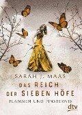 Das Reich der Sieben Höfe - Flammen und Finsternis Band 2 - Sarah J. Maas