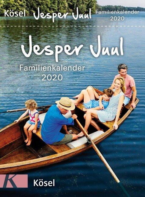 Familienkalender 2020 Abreißkalender - Jesper Juul