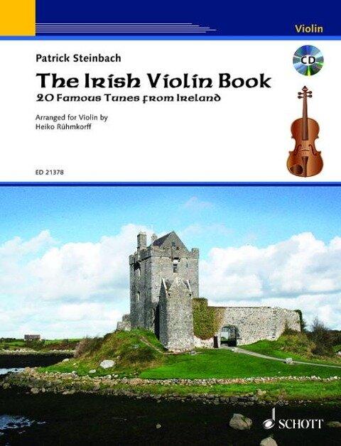 The Irish Violin Book -