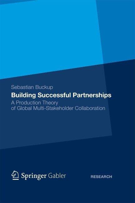 Building Successful Partnerships - Sebastian Buckup