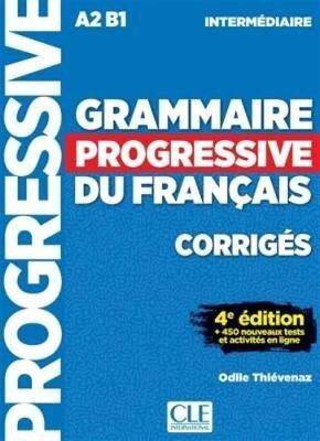 Grammaire progressive du francais - Nouvelle edition - Isabelle Chollet, J-M Robert