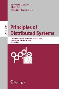 Principles of Distributed Systems -