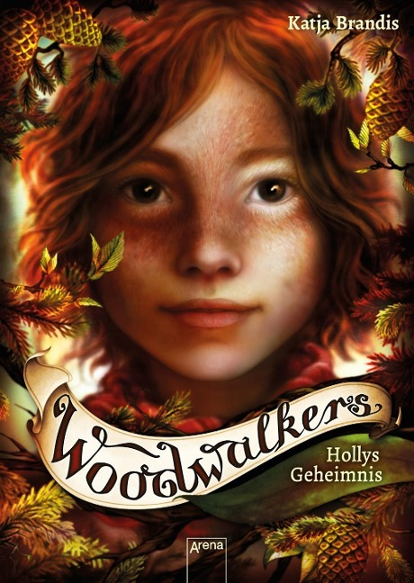 Woodwalkers (3). Hollys Geheimnis - Katja Brandis