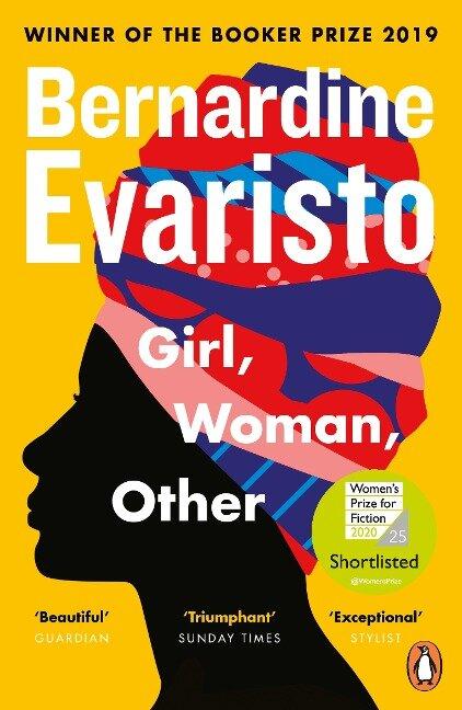 Girl, Woman, Other - Bernardine Evaristo