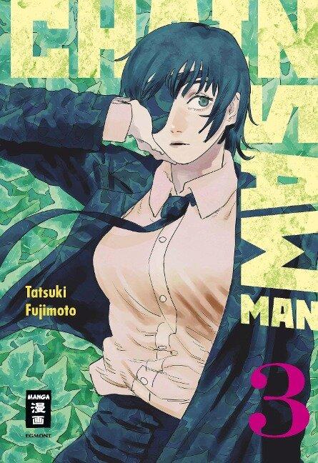 Chainsaw Man 03 - Tatsuki Fujimoto