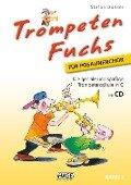 Trometen Fuchs 2, Ausgabe in C für Posaunenchor - Stefan Dünser