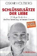Schlüsselsätze der Liebe - Oskar Holzberg