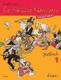 Die fröhliche Klarinette. Spielbuch 01 - Rudolf Mauz