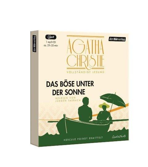 Das Böse unter der Sonne - Agatha Christie