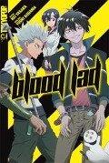 Blood Lad Novel 01 - Yuuki Kodama, Kei Yasaka