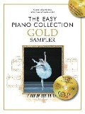 The Easy Piano Collection Gold Sampler Book -