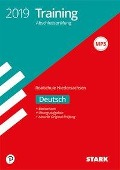 Training Abschlussprüfung Realschule Niedersachsen 2019 - Deutsch, mit MP3-CD -